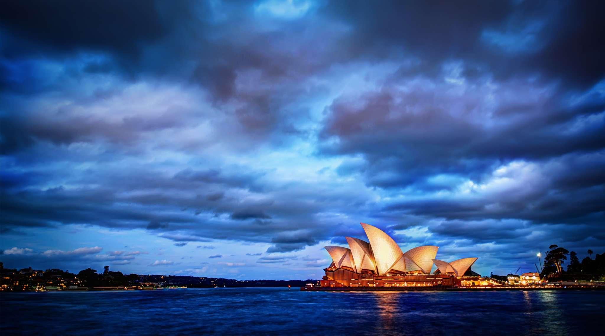 悉尼歌剧院场地设计分享展示
